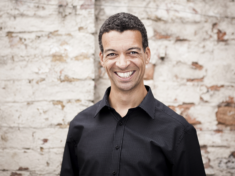 Roderick Williams ©Benjamin Ealovega.