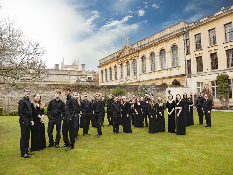 The Queen's College Choir ©Nick Rutter