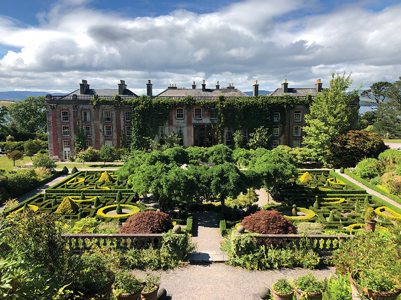 Bantry House, photo ©Lizzy Holsgrove.