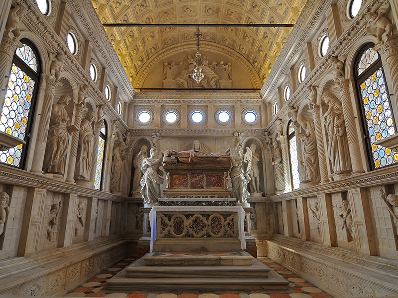 The shock of the new: a Renaissance gem in Trogir cathedral, by Dr Ffiona Gilmore-Eaves