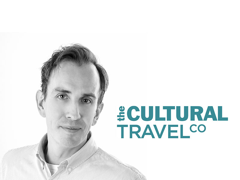 MRT are launching a new venture: The Cultural Travel Company
