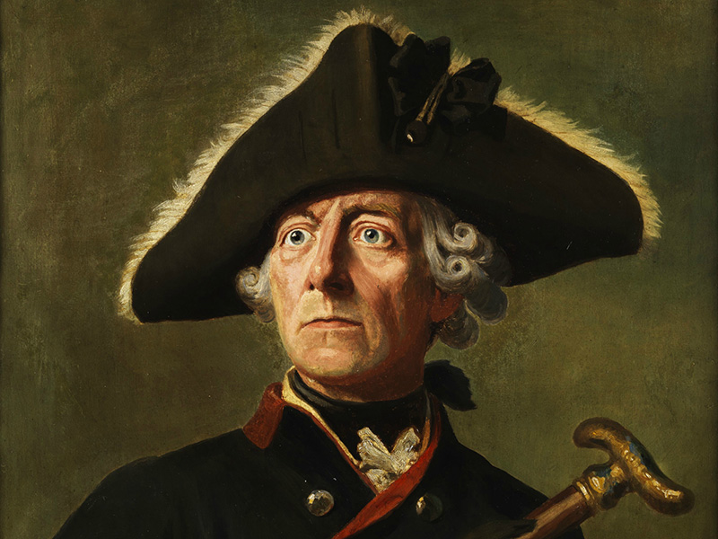 5 key dates in the life of Frederick the Great
