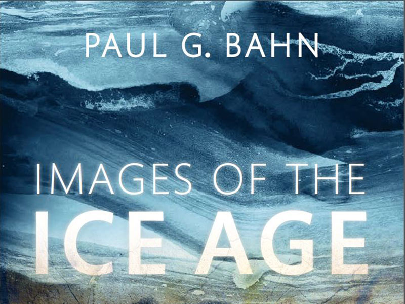 MRT's Dr Paul Bahn wins Archaeology book of the year for 'Images of the Ice Age'