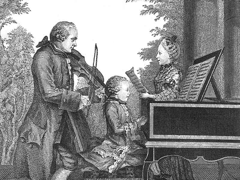 The Operas of Mozart –five online talks by Ian Page