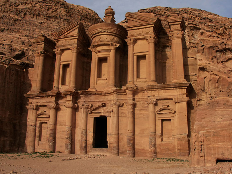 Petra & the joys of Jordan, by MRT's Charlotte Crow