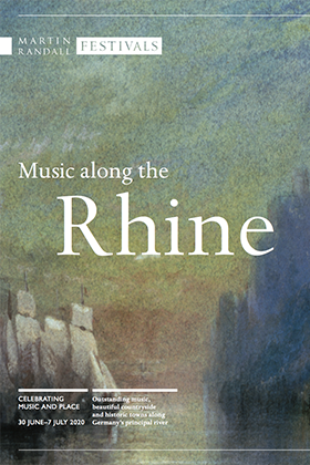 Music along the Rhine (30 June–7 July 2020)