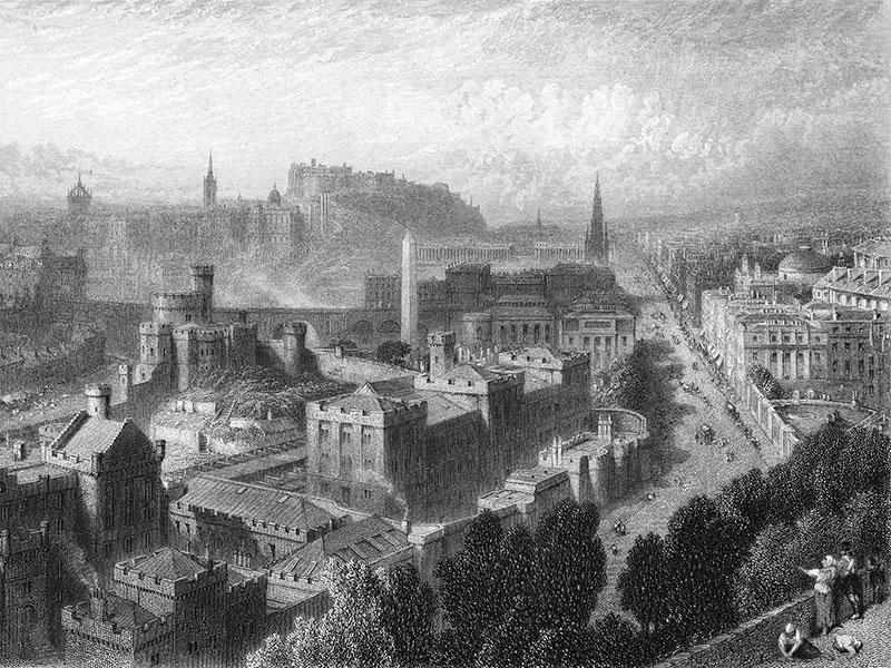 New Symposium weekend in Edinburgh – Scotland: History & Identity