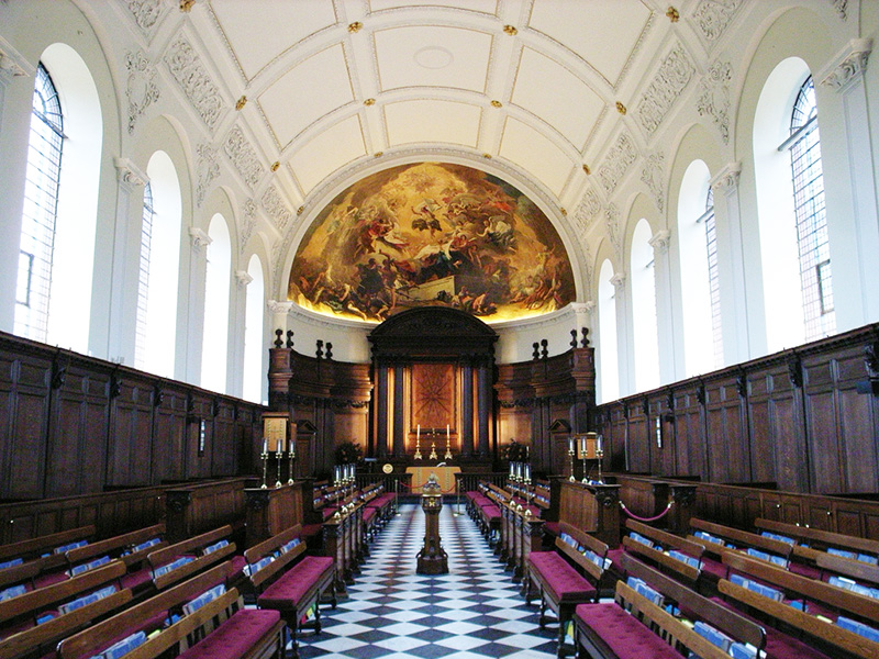 Our 2018 London Choral Day: three choirs & three churches in Chelsea