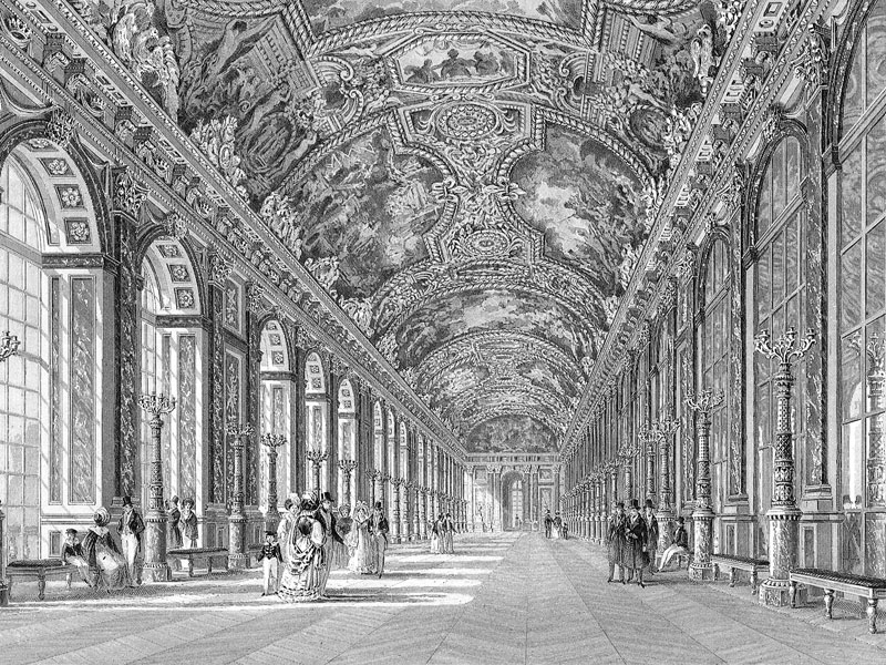 Makers of Versailles: from Glory and Excess to Revolution and Resurrection – four online talks by Professor Antony Spawforth