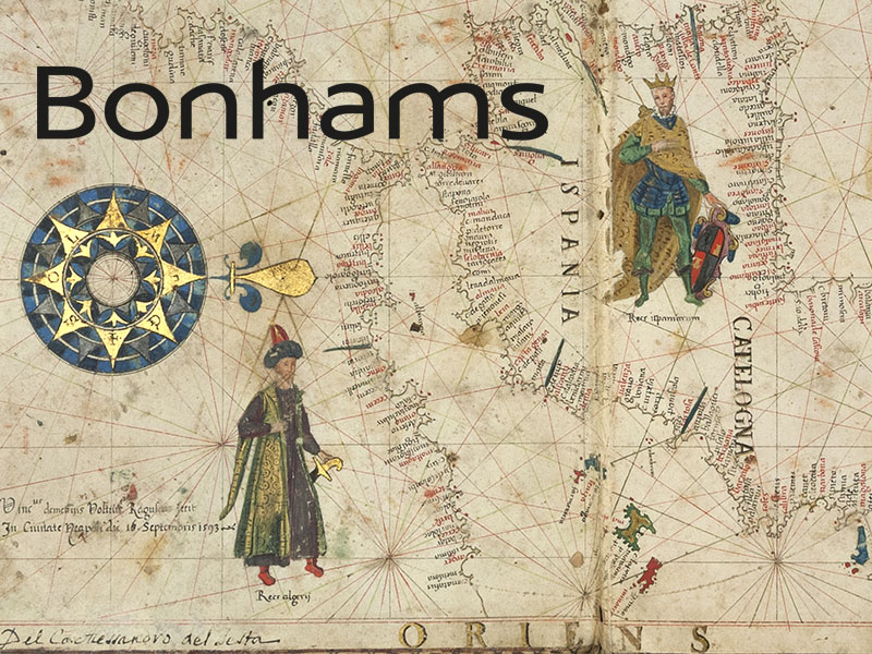 MRT sponsors Bonhams exhibition, 'Voyages: A Journey in Books'
