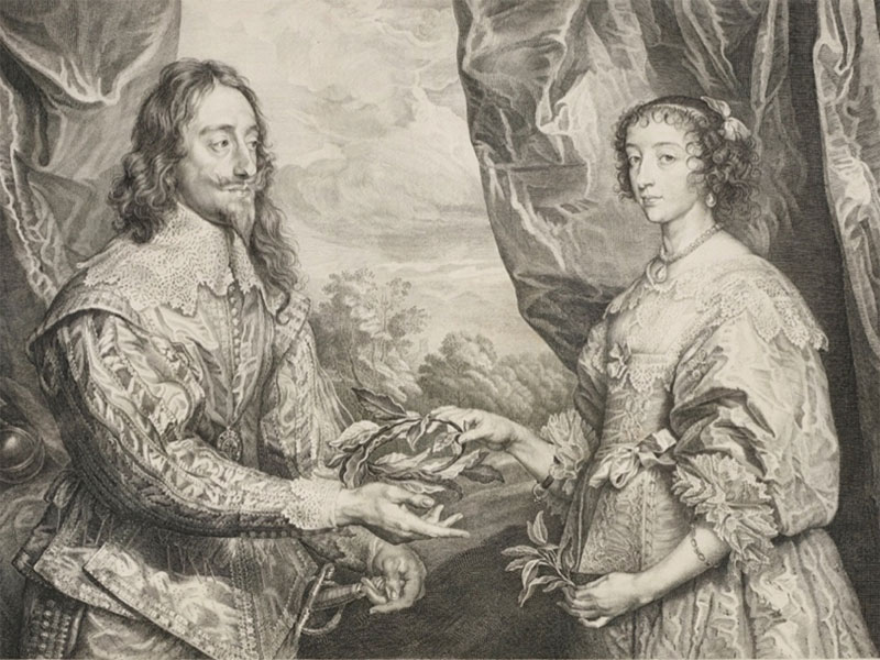 The Royal Academy is to reassemble the art collection of Charles I