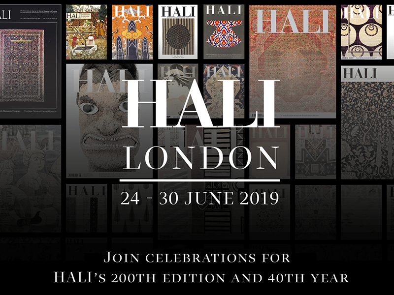 HALI London, 24-30 June 2019