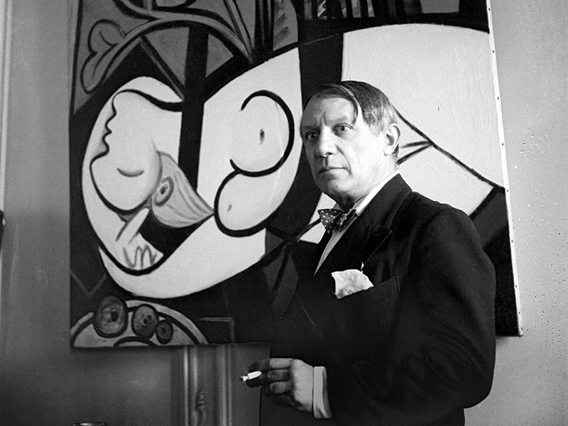 'Picasso 1932' exhibition at Tate Modern