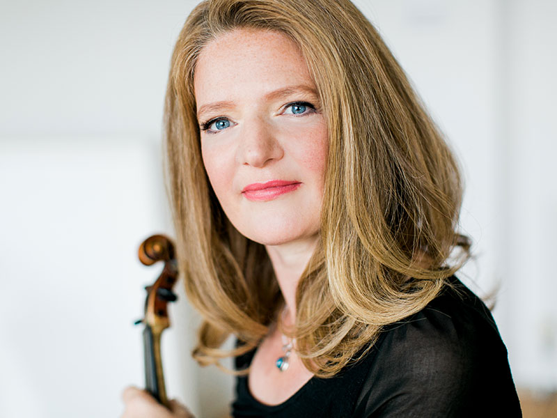 Rachel Podger wins Gramophone Artist of the Year 2018
